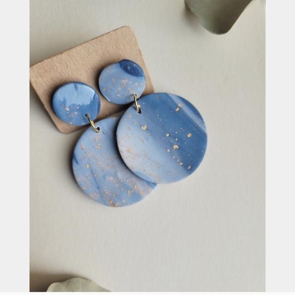 3/$15 Handmade Polymer Earrings